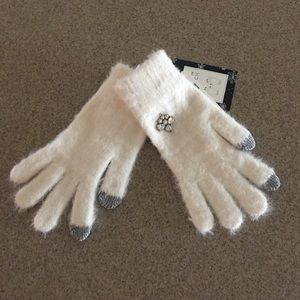 Anthropologie gloves designed  for electronics NWT